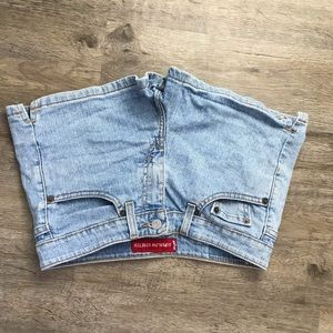 Vintage Levi's Super Low Shorts